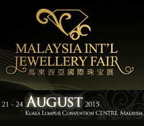 Malaysia International Jewellery Fair2015