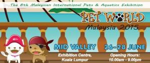 Pet World Malaysia 2015