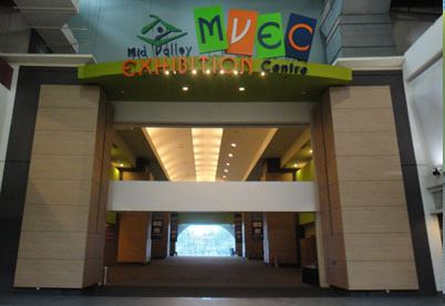 Mid valley exhibition centre mvec exhibitions events for 76 salon mid valley
