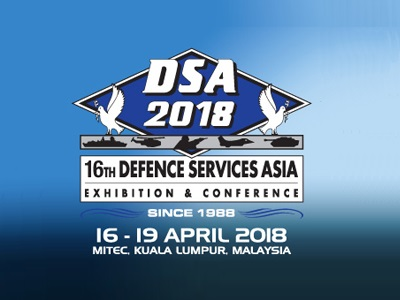 DSA 2018 - Exhibitions & Events in Malaysia